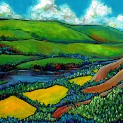 Peace River Canola