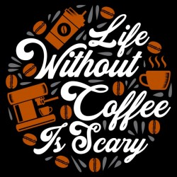 Life without Coffee panic