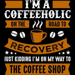 Road to recovery from Coffeeholic