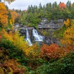 Blackwater Falls apmi 1904