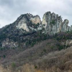 Seneca Rock apmi 1625