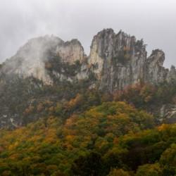 Seneca Rocks apmi 1881