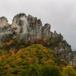 Seneca Rocks apmi 1884