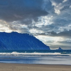 Gearhart Beach and Sky