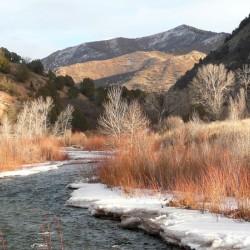 Diamond Fork River