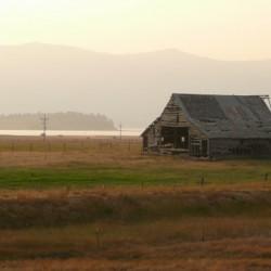 Old Idaho Barn