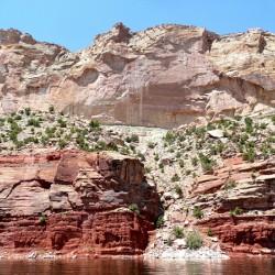 Pink Cliffs Flaming Gorge