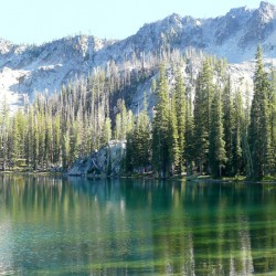 Soldier Lakes Reflections