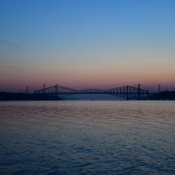 Le pont de Québec a 100 ans