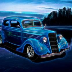 1935 Ford 2-Door Sedan