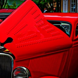 1933 Ford Window Coupe