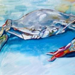 Louisiana She Soft Shell Crab
