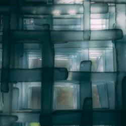 Glass lines 2 triptych