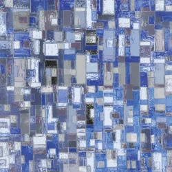 STAGE chrome blue