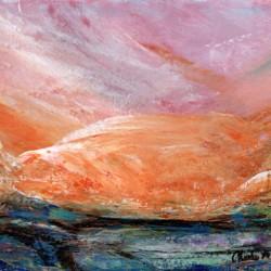 Rosy Quartz Mountains