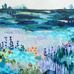 Flowering Marshland