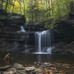 RB Ricketts Falls