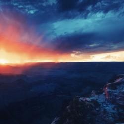 The Grandest Sunset