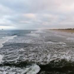 Huntington Beach Panorama