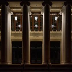 Night Pillars