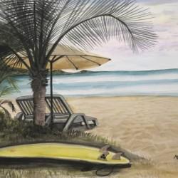Collection COSTA RICA-Jaco Beach