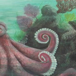 Collection WAVES-Octopus