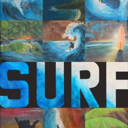 Collection WAVES-Surf is up