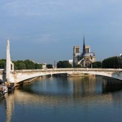 Bridge of La Tournelle