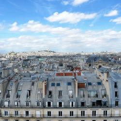 Roofs of Paris