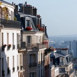 Butte Montmartre building