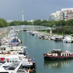 Arsenal harbor