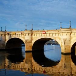 Pont Neuf Reflection