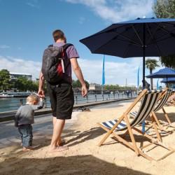 Beach of Paris