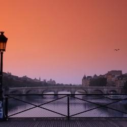 Pont-Neuf sunrise