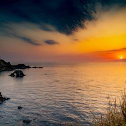 Noto Peninsula Sunset