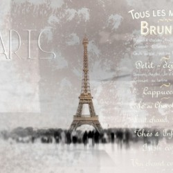 Digital-Art Eiffel Tower II
