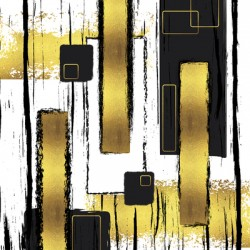 Abstract Painting No. 50 | gold