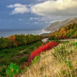 Cabot Trail Colors