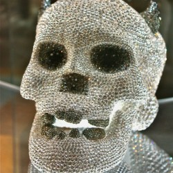 Paris Crystal Skull