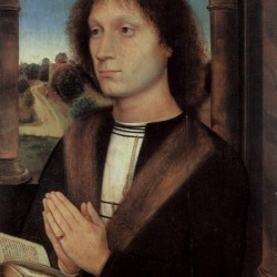 Portrait of Benedetto Portinari, 1487