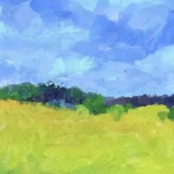 Parkton Landscape in Spring Green