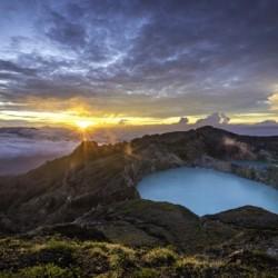 Indonesian Volcano
