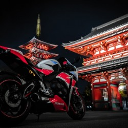 Honda At The Temple