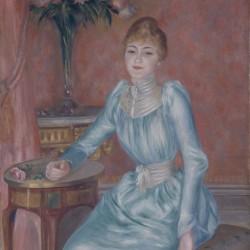 Portrait of Madame de Bonnieres