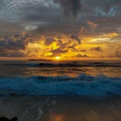 Eleuthera Sunrise splashdown