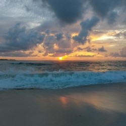 Eleuthera Morning on the beach