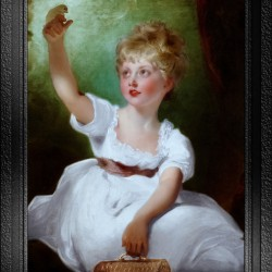 Princess Charlotte of Wales by Sir Thomas Lawrence Classical Fine Art Xzendor7 Old Masters Reproductions