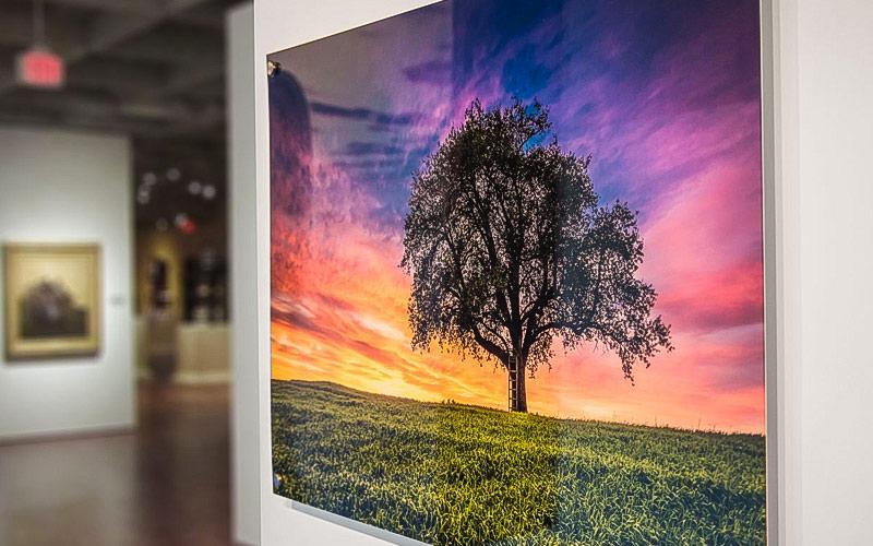 acrylic printing resolution