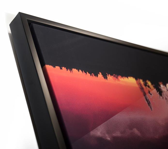 Floating Frame Canvas