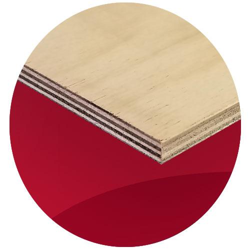 Wood printing design
